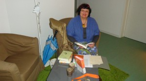 Hannelore Crostewitz Vitamed Buchlesung