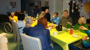 Veranstaltung im Pflegehotel Leipzig Grünau