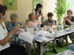 Senioren Veranstaltung