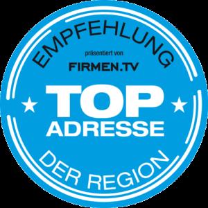 FirmenTV Auszeichnung für Vitamed Leipzig