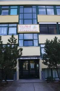 Pflegehotel Leipzig Grünau