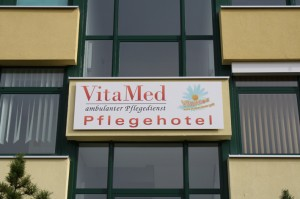 Vitamed Pflegehotel Leipzig