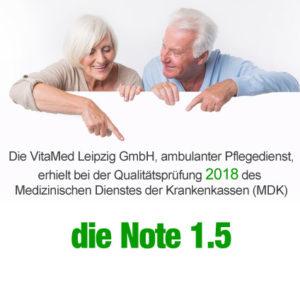 mdk prüfung vitamed leipzig 2018